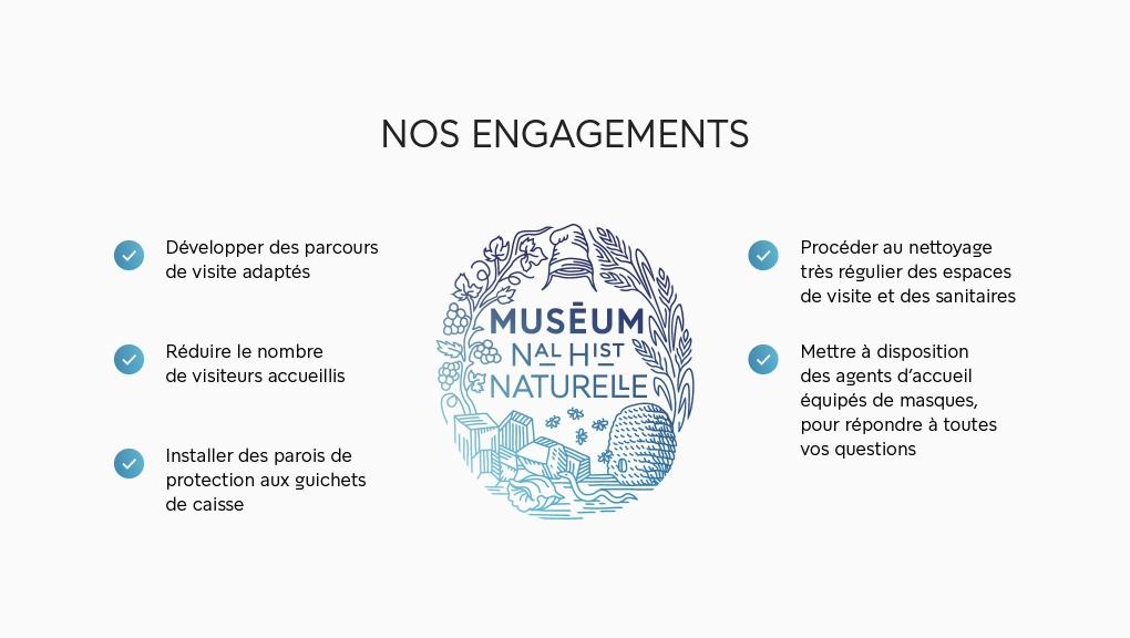 Les engagements du Muséum national d'Histoire naturelle - Station Marine de Concarneau