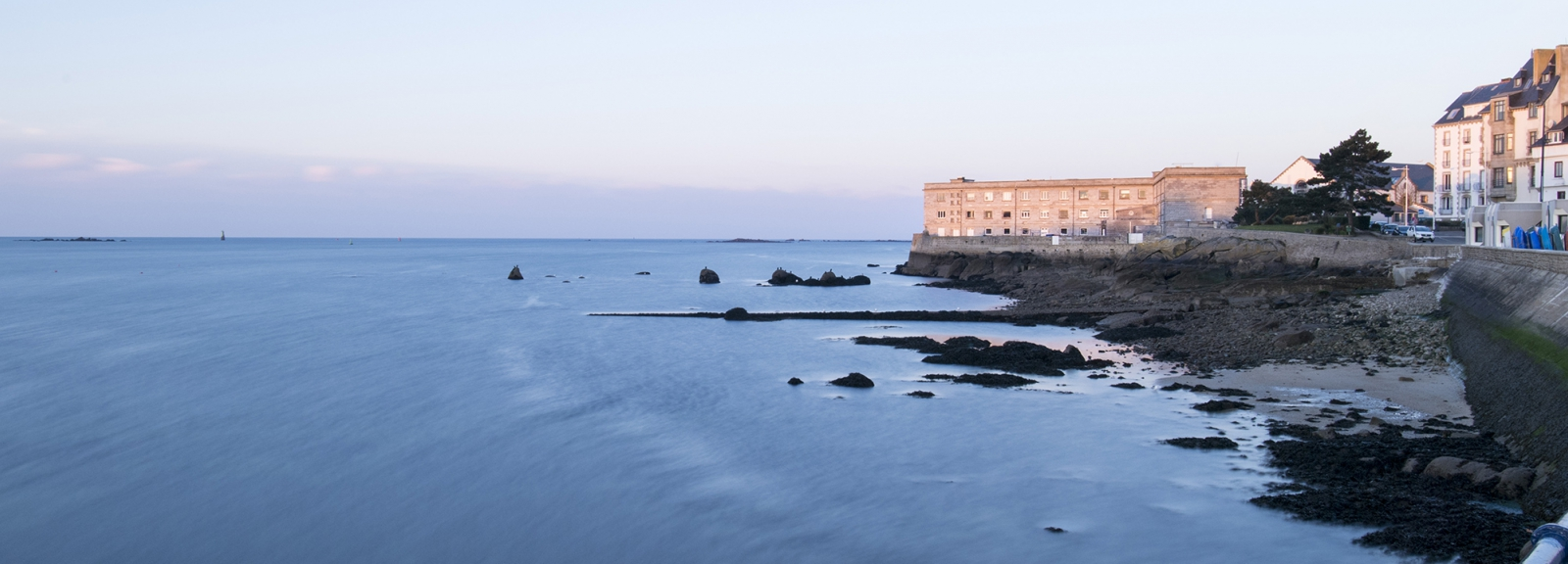 Station marine de Concarneau © MNHN - Agnès Iatzoura