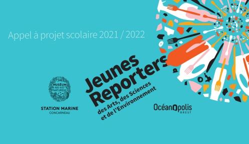 Jeunes Reporters des Arts, des Sciences et de l'Environnement 2021-2022