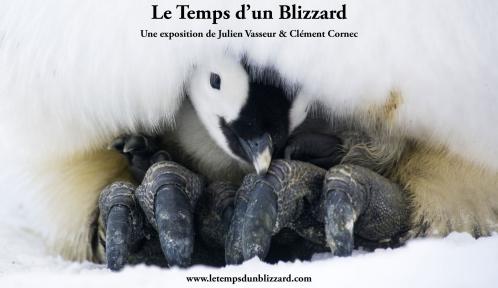 Exposition Le temps d'un blizzard © Clément Cornec