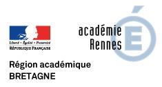 Logo Région académique de Bretagne