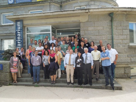 MICC 2012 - Photo groupe